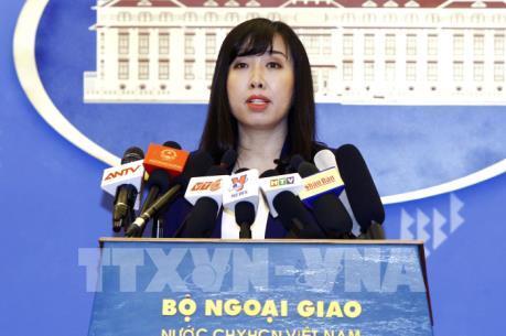 Việt Nam hoan nghênh thúc đẩy đối thoại, duy trì hòa bình trên bán đảo Triều Tiên