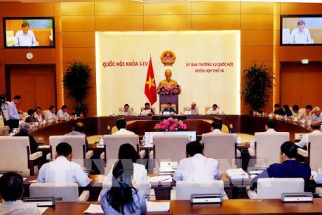 Ủy ban Thường vụ Quốc hội: Rà soát, sửa đổi các luật liên quan đến Luật Quy hoạch