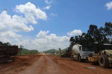 Dự án cao tốc Đà Nẵng – Quảng Ngãi: Nhiều gói thầu bị chậm so với kế hoạch