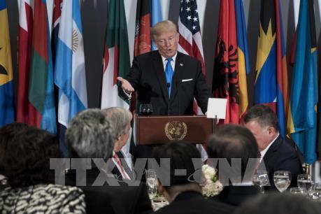 Mỹ ra sắc lệnh hành chính về những lệnh trừng phạt mới đối với Triều Tiên