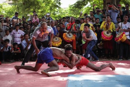 Khách du lịch đến Campuchia tăng mạnh trong dịp lễ Pchum Ben