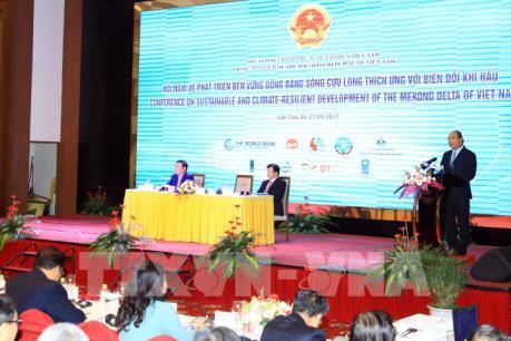 Thủ tướng Nguyễn Xuân Phúc: ĐBSCL phải có nền kinh tế nông nghiệp thông minh, bền vững