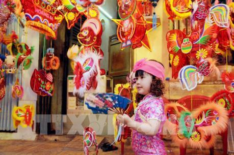 Thị trường trung thu 2017: Đồ chơi Việt hút khách