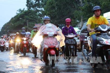 Dự báo thời tiết Tp. Hồ Chí Minh 10 ngày tới: Mưa rào rải rác về chiều tối và đêm