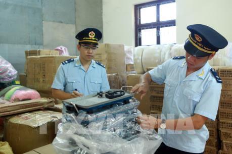 Lực lượng Hải quan phát hiện, xử lý hàng nghìn vụ việc vi phạm
