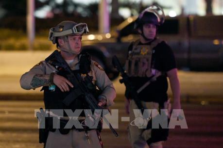 Vụ xả súng tại Las Vegas: Chưa có thông tin về người Việt thương vong