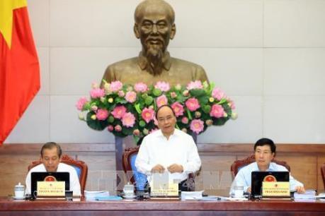 Thủ tướng Nguyễn Xuân Phúc yêu cầu các tư lệnh ngành phải vào cuộc quyết liệt trong quý 4