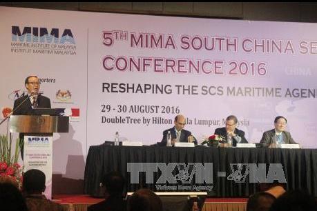 Khai mạc Hội nghị lần thứ 6 về Biển Đông
