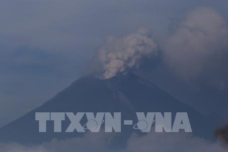 """Philippines: Núi lửa Mayon bất ngờ """"tỉnh giấc"""""""