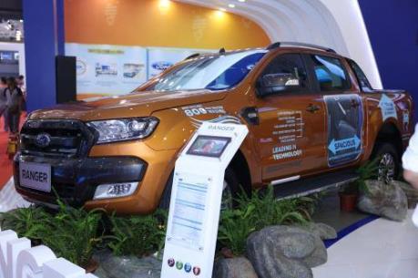 Mẫu xe bán tải bán chạy nhất Việt Nam bị triệu hồi do lỗi túi khí