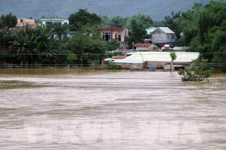 Cập nhật thông tin lũ trên các sông ở Thanh Hóa mới nhất