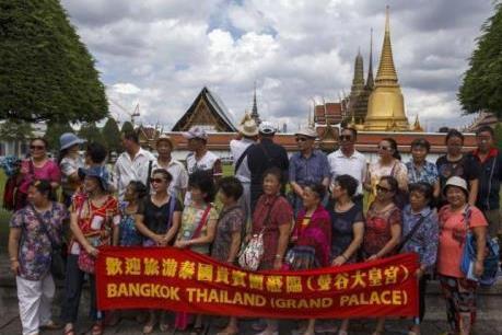 Hạ mức dự báo số lượng khách quốc tế đến Thái Lan