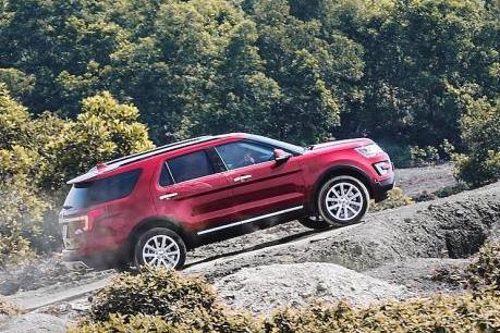 """Bất chấp tháng """"Ngâu"""", doanh số bán hàng của Ford Việt Nam vẫn tăng trưởng"""