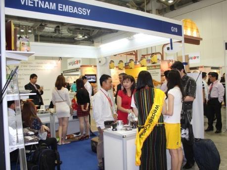 21 doanh nhân Việt Nam tham gia Triển lãm thương mại Indonesia lần thứ 32