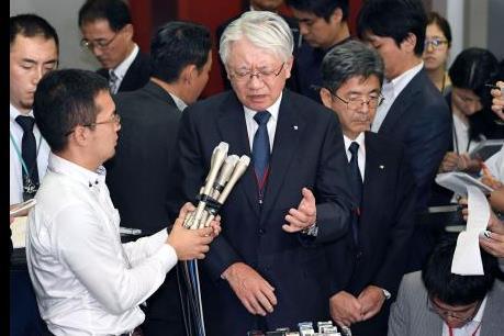 Vụ bê bối tại Kobe Steel: Số trường hợp gian lận tiếp tục tăng