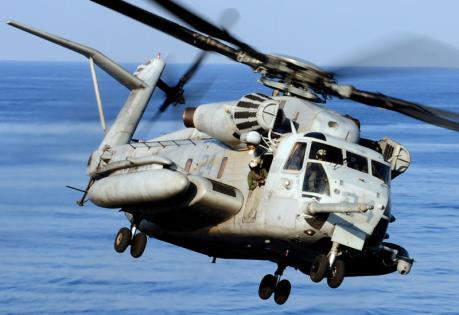 Nhật Bản hối thúc Mỹ ngừng vận hành máy bay trực thăng CH-53