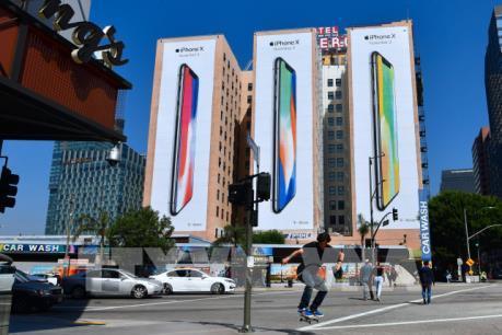 Apple kỳ vọng đạt doanh thu 87 tỷ USD trong mùa mua sắm tới