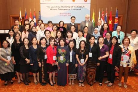 Ngày càng nhiều doanh nhân nữ thành công trong thời kỳ hội nhập