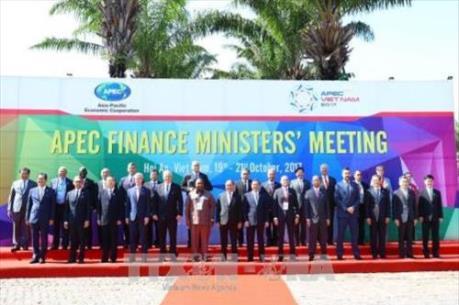 APEC 2017: Thủ tướng dự Hội nghị Bộ trưởng Tài chính APEC tại tỉnh Quảng Nam