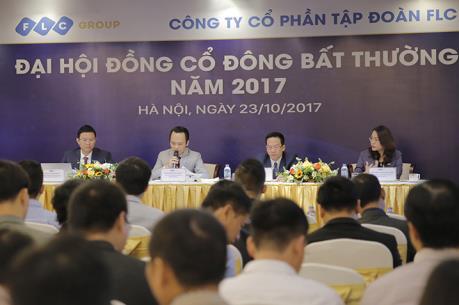 Chủ tịch HĐQT FLC Trịnh Văn Quyết sẽ mua thêm 37 triệu cổ phiếu
