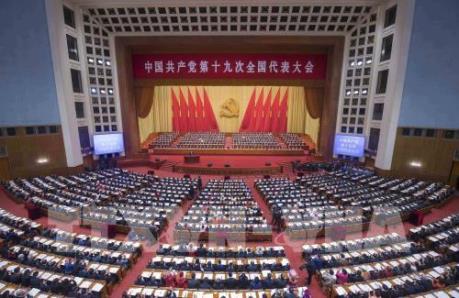 Đại hội XIX Đảng Cộng sản Trung Quốc: Công bố danh sách Ủy viên Ban Chấp hành Trung ương