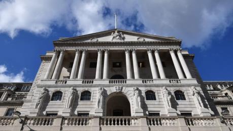 Nhiều khả năng Ngân hàng Trung ương Anh sẽ tăng lãi suất