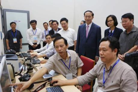 Chủ tịch nước Trần Đại Quang tổng duyệt các hoạt động của Tuần lễ Cấp cao APEC 2017