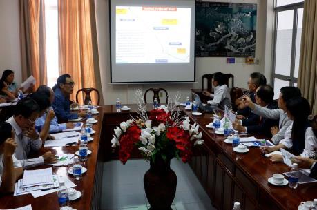 Hàn Quốc muốn đầu tư dự án BOT ở Cần Thơ
