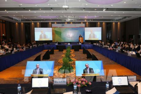 Năm APEC 2017: Tạo động lực mới, thúc đẩy một tương lai chung