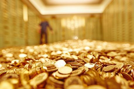 Giá vàng hôm nay 2/11 tăng trở lại