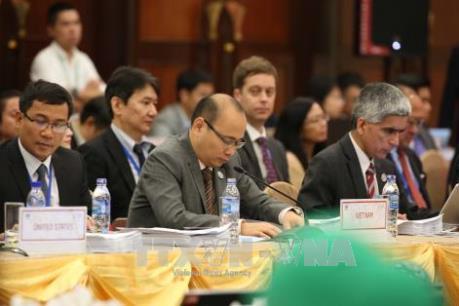 Khai mạc Hội nghị tổng kết quan chức cao cấp APEC