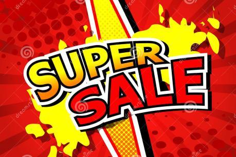 Shopee Super Sale-Sự kiện mua sắm lớn nhất mùa cuối năm