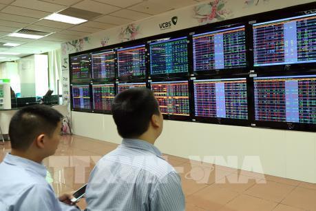 Tuần tới, VN-Index có thể tăng điểm nhờ lực đẩy của các cổ phiếu vốn hóa lớn