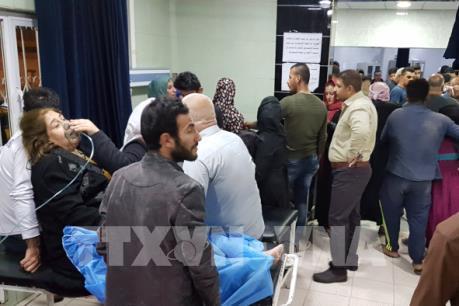 Động đất ở biên giới Iran-Iraq: Ít nhất 386 người thương vong