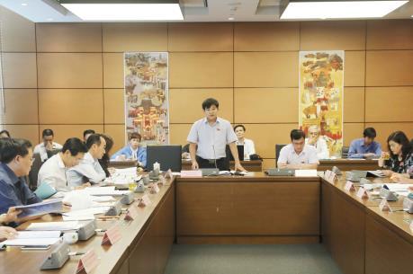 Kỳ họp thứ 4, Quốc hội khóa XIV: Cho ý kiến về dự án Luật Bảo vệ bí mật Nhà nước
