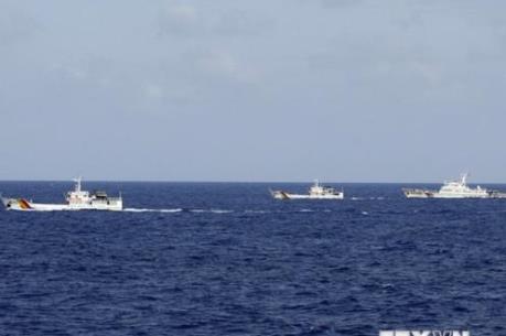Nhật Bản kêu gọi giải quyết tranh chấp trên Biển Đông theo luật pháp quốc tế