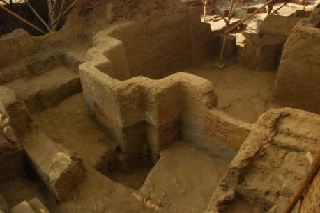 Hỏa hoạn phá hủy di tích 2.000 năm tuổi