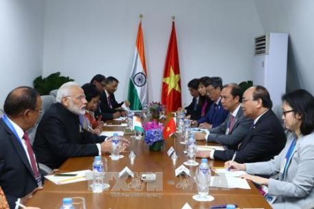 Hội nghị Cấp cao ASEAN lần thứ 31: Việt Nam và Ấn Độ nhất trí đẩy mạnh hợp tác song phương