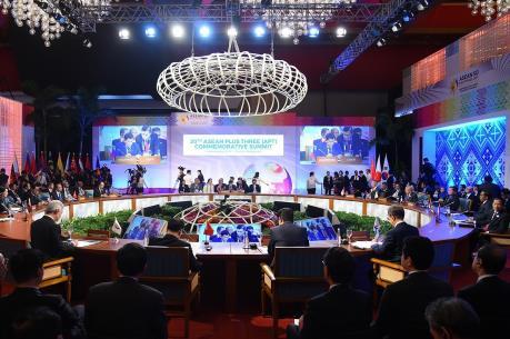 Thủ tướng Nguyễn Xuân Phúc dự các Hội nghị Cấp cao ASEAN với các Đối tác