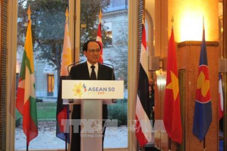 Tổng Thư ký ASEAN: Cần một bộ qui tắc ứng xử ràng buộc về pháp lý trên Biển Đông