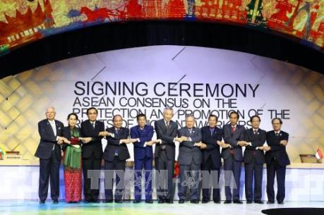 Tổng thống Philippines: ASEAN+3 là nền tảng vững chắc cho Cộng đồng Kinh tế Đông Á