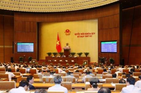 Kỳ họp thứ 4, Quốc hội khóa XIV: Minh bạch trong thực thi pháp luật về cạnh tranh