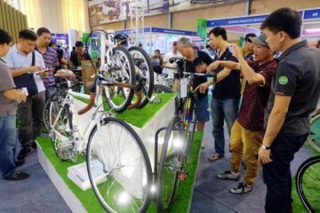 Sắp diễn ra Triển lãm quốc tế xe hai bánh Việt Nam 2017