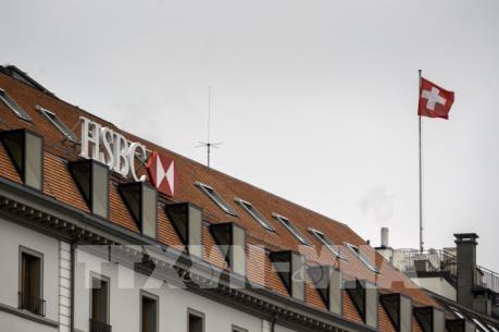 Ngân hàng HSBC tại Thụy Sỹ trả tiền nộp phạt vì những sai phạm