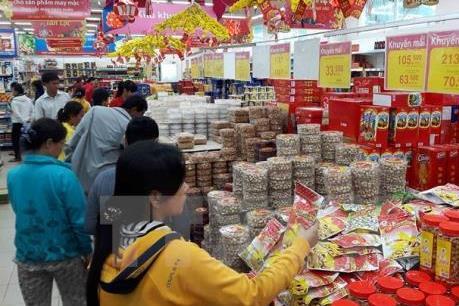 Doanh nghiệp Tp. Hồ Chí Minh chủ động nguồn hàng hóa Tết