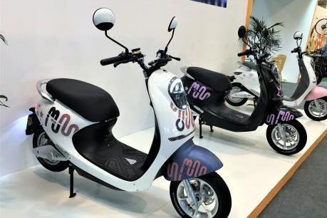 C-Umi – điểm nhấn của thương hiệu xe điện Yadea tại Vietnam Cycle 2017