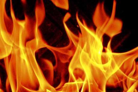 Khống chế kịp thời vụ cháy căn nhà chứa nhiều bình gas