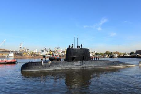 Argentina tìm kiếm trên diện rộng tàu ngầm mất liên lạc