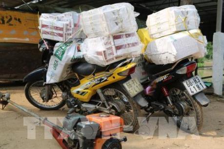 Kế hoạch cao điểm chống buôn lậu dịp Tết nguyên đán Mậu Tuất 2018