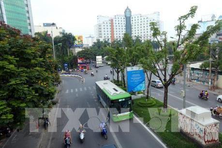 Lượng hành khách đi xe buýt đã phục hồi và gia tăng